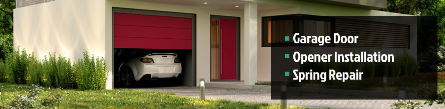 Tinley Park, IL - Garge Door Repair Services